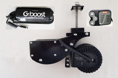 Gold Gboost V6 2019 Ebike System Kit & Smart Battery